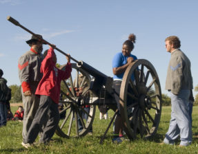 Civil War School Days