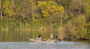 Lake Mingo Boating