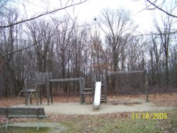 Twin Points playground
