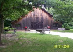 White Oak Barn exterior