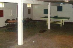 Hideaway basement