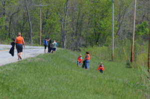 Heron County Park Clean Up