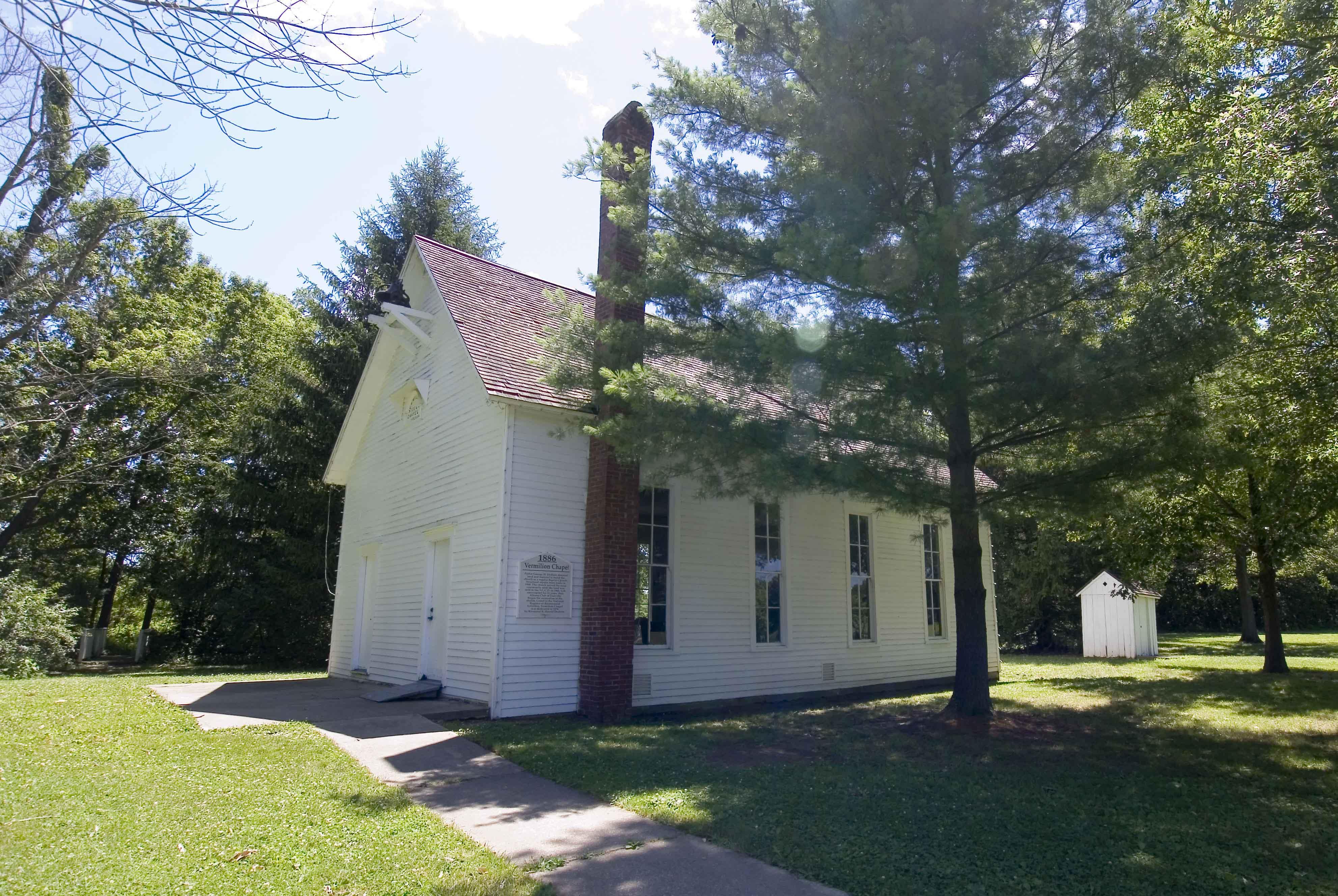 Vermilion Chapel