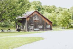Audubon Barn outside